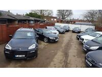 Established Successful Independent Used Car Dealership 35 CARS - LEASEHOLD ONLY £900 PM INC RATES
