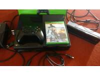 Xbox One Black 500gb Kinect + Bonus