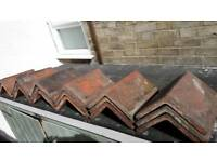 Clay ridge tile