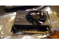[BRAND NEW] EVGA GeForce GTX 750 Ti Superclocked Graphics Card - 2 GB GDDR5