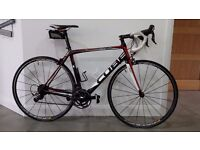 2014 Cube Agree GTC Pro Road Bike, 8kg, Shimano 105 transmission components, excellent condition