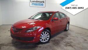 2013 Mazda Mazda6 (LOW KILOMETERS)