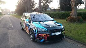 ford focus st2 360+bhp highly modified