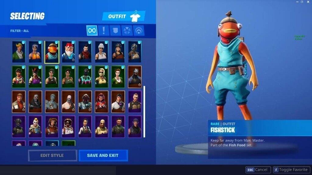 account fortnite renegade raider codename elf purple skull - codename elf fortnite account for sale