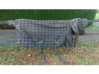 6'9 mw combo horse rug