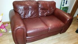 3+2 leather sofa for sale.