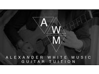 Alexander White Music - Guitar Tuition