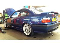 Bmw 328i Manual Genuine M Sport Coupe Low Mileage Fully Loaded Mint Condition Rust Free E36 E46 M3