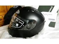 HJC motorcycle helmet 'New' size: M (57-58cm)