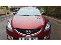 Mazda 6 ts2 automatic estate model 2009
