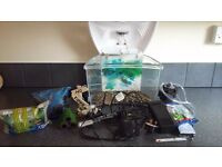 7 litre marina beta tank with accessories