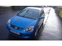 Hond civic 2.0i s-type r-type, vtech, TOP SPEC