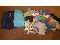 Boys summer bundle 4-5 years