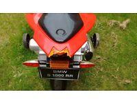 bmw motorized motorbike