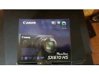 Camera sx610hs