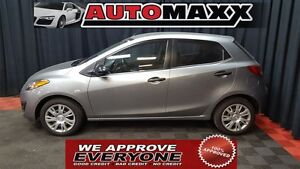 2014 Mazda MAZDA2 GX $115 Bi-Weekly! APPLY NOW DRIVE NOW!