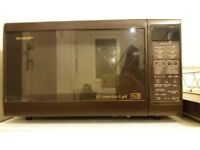 Microwave Convection Oven & Grill