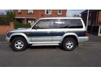 Pajero fore sale