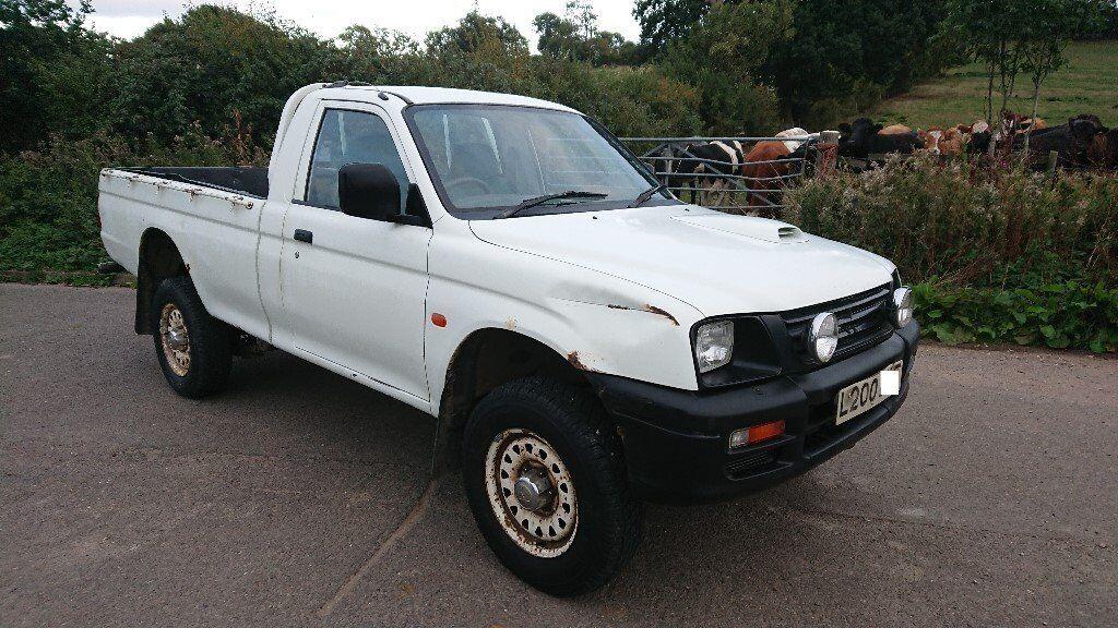 Mitsubishi L200 pickup - Brilliant workhorse | in Southam, Warwickshire |  Gumtree
