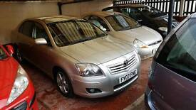 Toyota Avensis 2.2 Diesel T3-X 6 Speed 5dr 12 Months MOT & Full Service History BRILLIANT FAMILY CAR