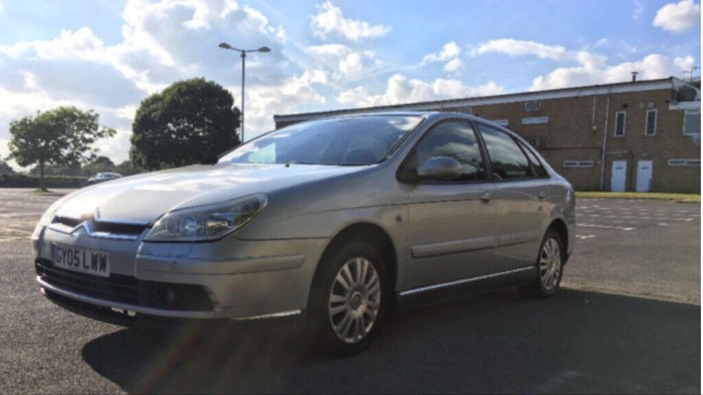 CITROEN C5 HDI VTR Deisel 5dr Hatchback (2005) £995,00