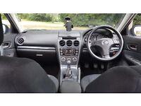 Mazda 6 TS 2006 2.0 Diesel 143ps