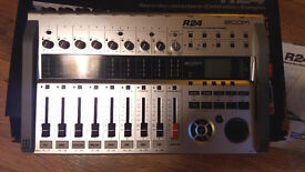 Zoom R24 24 Track recorder