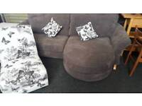 New dfs sofa and chair
