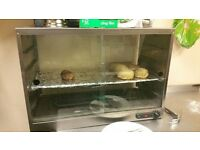 Hot counter