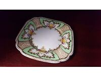 Small Patterned Side Plate in Good Condition