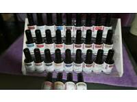 Gel polishes