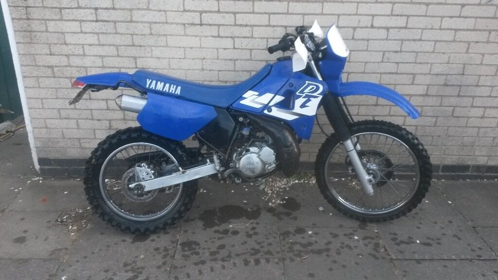 dtr 125 yamaha dt 125 r dt 125 1250 ono or swap px for a 600 in binley west midlands. Black Bedroom Furniture Sets. Home Design Ideas