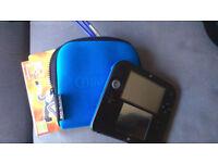 2DS with Pokemon Sun Fan edition