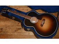Gibson 1941 SJ-100 reissue jumbo acoustic with LR Baggs pickup 2013