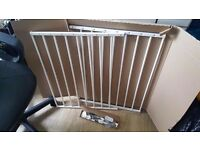 SECURITY GATES 2 X FOR SALE BOTH FOR £30