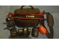 CANON E0S DSLR 70D CAMERA