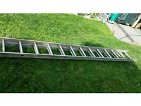 Aluminium Ladder extendable