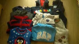 Boys jumper bundle. 12-18 months