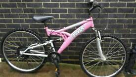 Ladies town bike MTB