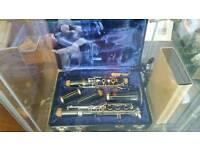 Vintage Clarinet in case