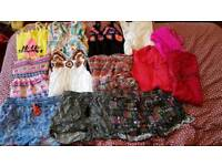 Bundle of summer clothes