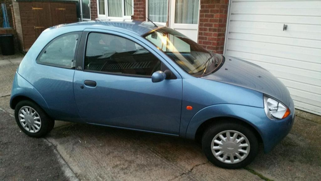 Ford Ka   Moths Mot Very Good Condition In And Out