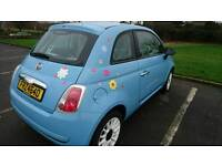 2013 Fiat 500 Colour Therapy 1.2 petrol