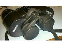 Excellent condition black berkut Russian vintage binoculars