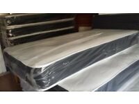 BRAND NEW memory foam & orthopaedic mattresses, single £ 59 , double £ 79, king size £ 99, FAST Del