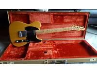 Fender Telecaster 52 Reissue. MiJ 2013