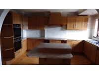 Kitchen for sale due to refurbishment, very good condition