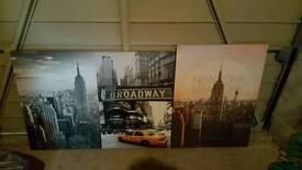 Canvas pics