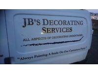 PAINTER & DECORATOR - JB'S DECORATING SERVICES