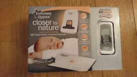 Tommee Tippee Digital Sound and Movement Baby Monitor